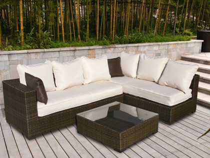resin wicker outdoor patio furniture