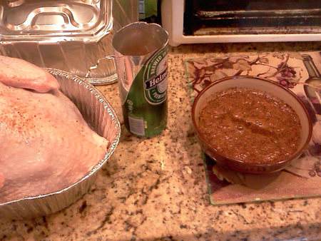 beach diet friendly turkey gravy beer can chicken beer can turkey ...