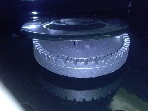 Weber Gas Grill Parts >> Gas Side Burner Design and Use — Gas Grills, Parts ...