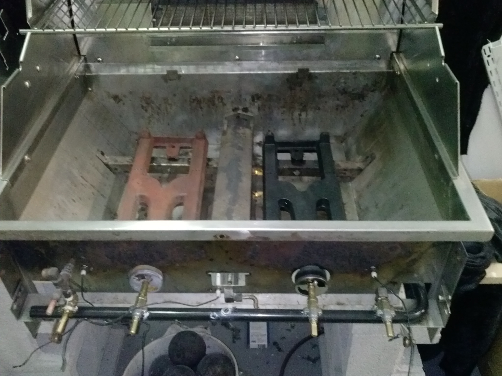 Barbecue Conversion To Natural Gas
