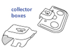 replacemet bbq grill parts ignitor collector box
