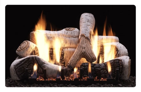 Gas logs - Vented Gas logs - Gas Fireplace Logs - NorthlineExpress.com