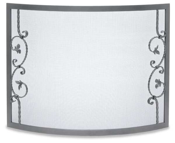 fireplace accessories screen