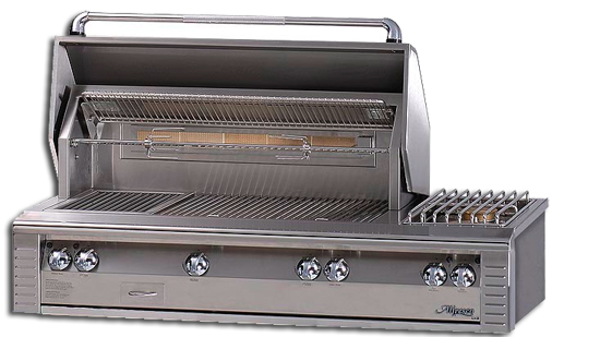 alfresco infrared gas grill model lx2