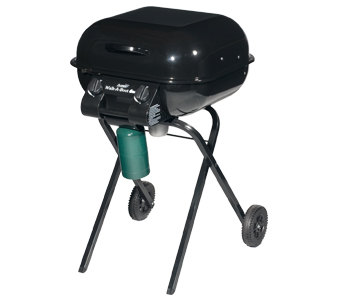 aussie new model joey gas barbeque grill
