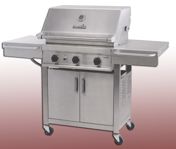 char-broil stainless series model 46332321 grill repair