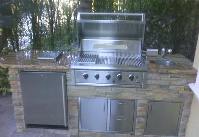 oci elite 36 model built in outdoor kitchen