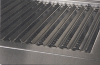 solaire new infrared cooking grates
