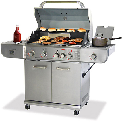 Best Gas Grills Kenmore