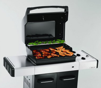 weber gas bbq grill cooking grates spirit 310