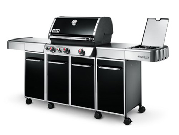 New Weber Models For 2011 Go After Outdoor Kitchen Designs