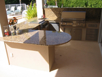 outdoor kitchen image 11