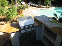 outdoor kitchen image 12