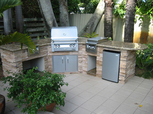 Outdoor Kitchen Islands Costco