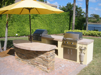outdoor kitchen image 4