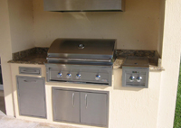 outdoor kitchen image 8