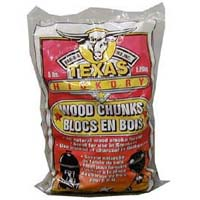 hickory wood chunks for wood smoking barbeque