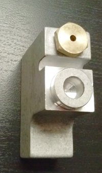 ng regulator aluminum block