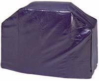 padded vinyl gas bbq grill weather cover 68x21x38