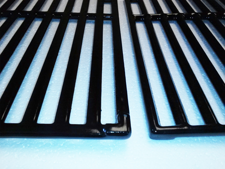 reversible cooking grate