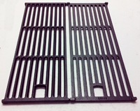 cast iron matte finish coated grids