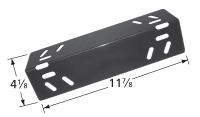 Gas Grill Heat Plate Replacement Parts Free Shipping