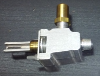 charmglow natural gas valve