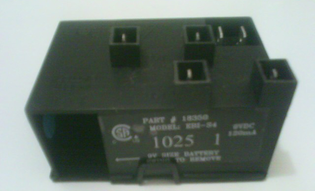 replacement 9 volt 4 spark ignitor module for dcs gas bbq grill model