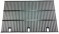 three section cooking grate