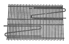 adjustable briquette grate assembly directions