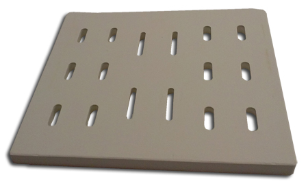 porcelain tile bottom for members mark bbq  sc 1 st  Grill-Repair.com & Six Pack Ceramic Radiant Tiles with Free Shipping for Members Mark ...