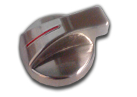 solaire replacement metal knob like stainless steel control