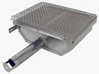 Tec Infrared Gas Grill Replacement Burner Grate And