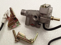 gas bbq grill replacement valve for turbo bbq repair