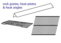 gas grill heat plate shield replacements search