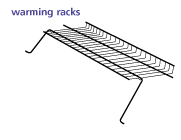 search bbq grill warming Racks