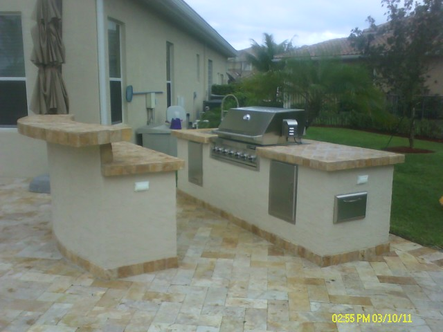 What To Look For In An Outdoor Kitchen Island Design Gas Grills Parts Fireplaces And Service