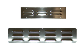 Air Vent For Outdoor Kitchen Stainless Steel